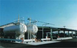 LPガス充填設備・オートガススタンド・容器再検査所