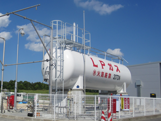 LPG(液化石油ガス)